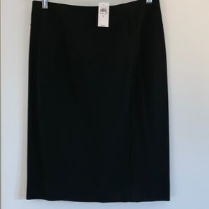 New with tags Ann Taylor black skirt.